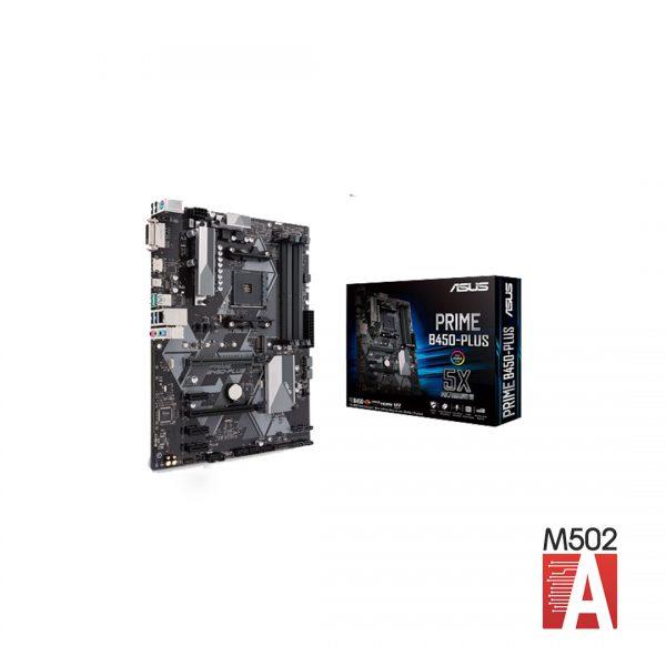 مادربرد ایسوس B450 Plus AMD