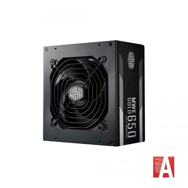 منبع تغذیه CoolerMaster Full MWE Mudular 650W