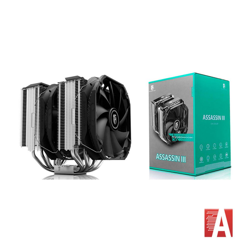 فن سی پی یو DeepCool Assassin III