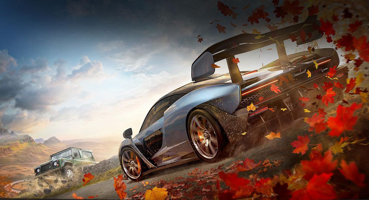 بازی Forza Horizon 4