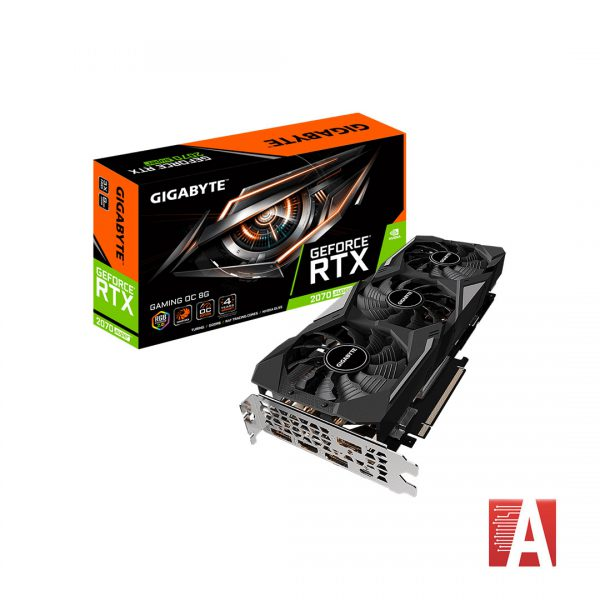 گرافیک گیگابایت RTX 2070 Super gaming OC 8GB