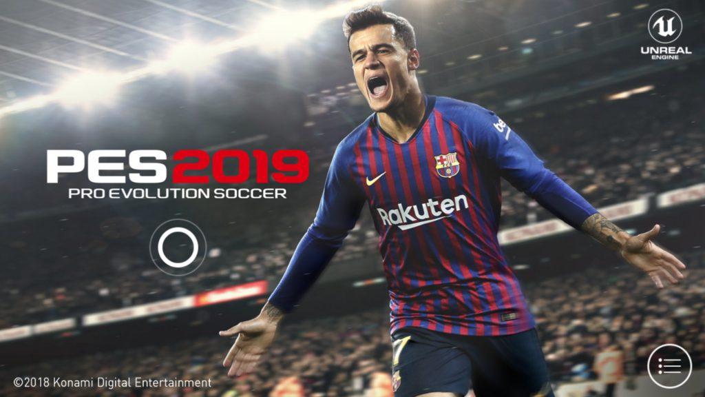 بازی Pro Evolution Soccer 2019