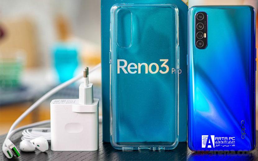 گوشی Oppo Reno 3 Pro