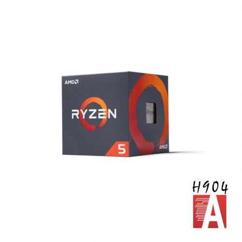 پردازنده مرکزی AMD Ryzen 2600X