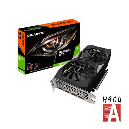 گرافیک گیگابایت مدل GTX 1660 OC Super