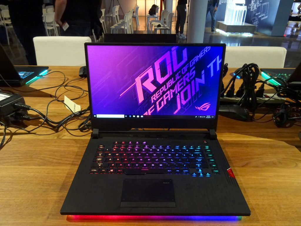 لپ تاپ ROG Strix Hero III G731