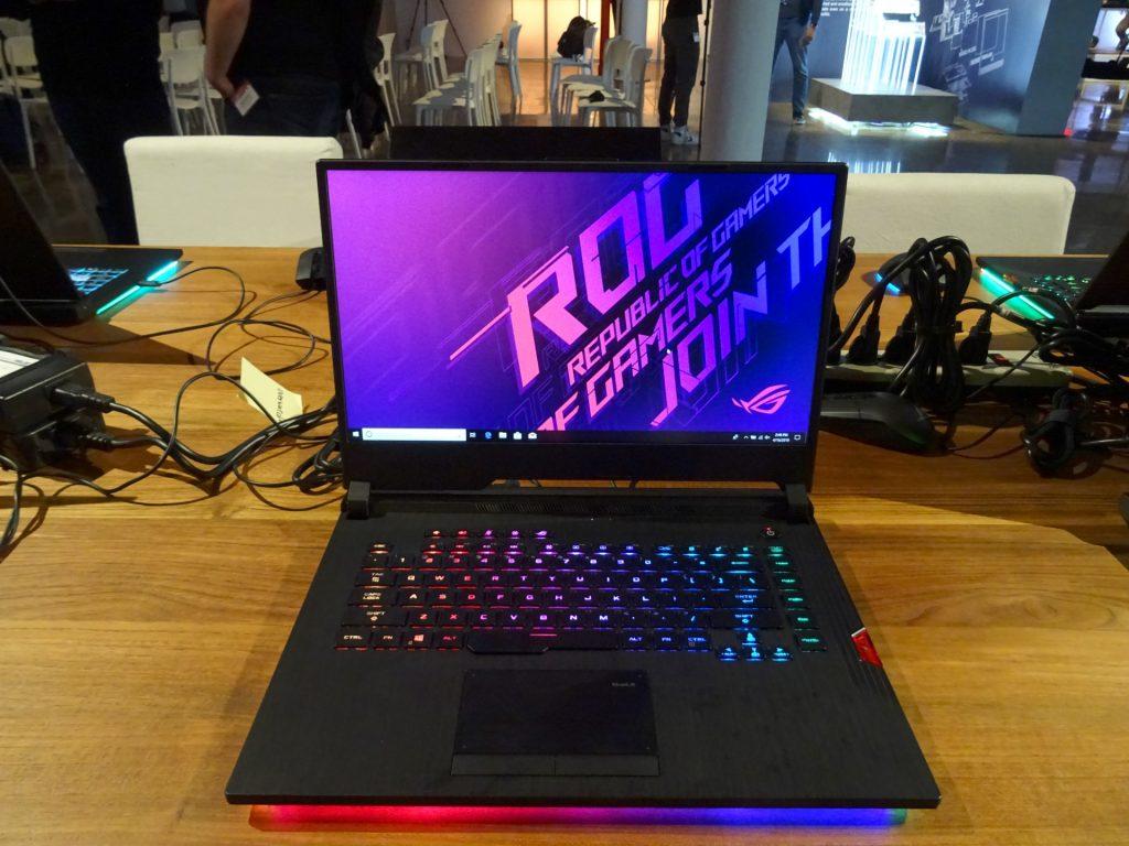 لپ تاپ ROG Strix Hero III G731