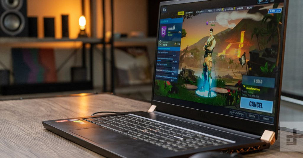 لپ تاپ MSI G75 Stealth