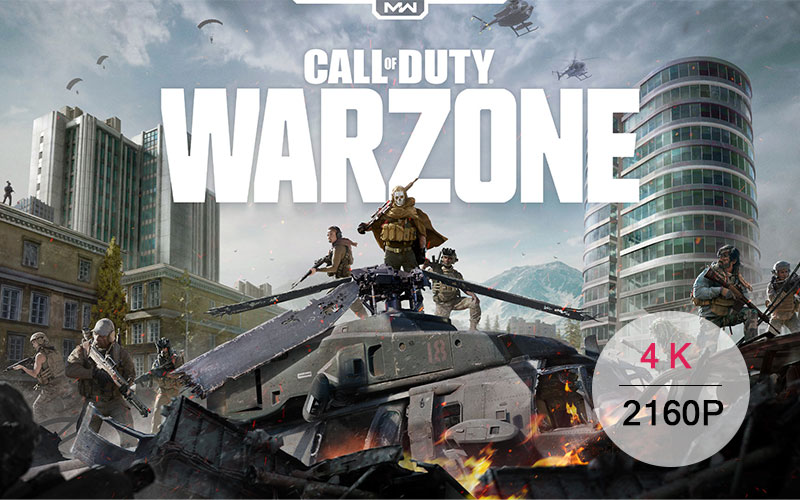 بازی Call of Duty Warzone