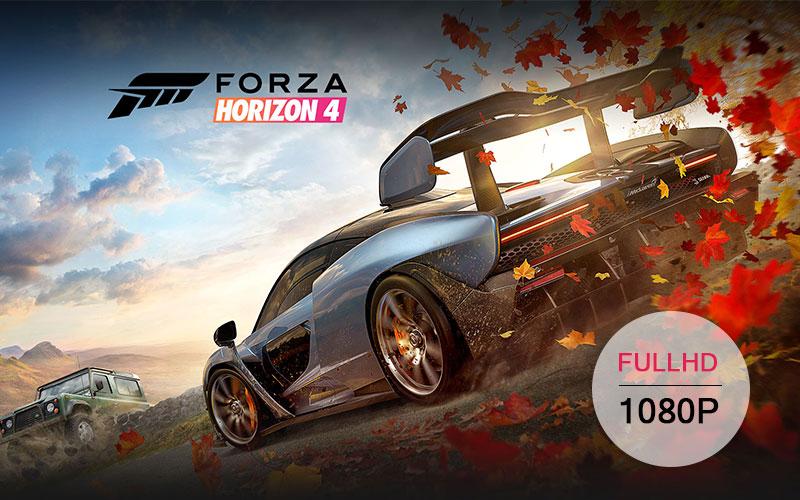 بازی Foza Horizon 4
