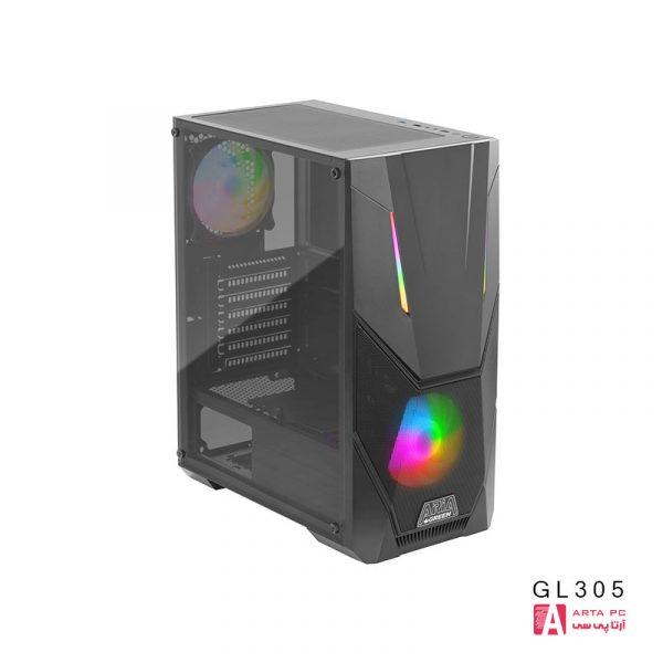 سیستم گیمینگ پایین رده مدل GL305