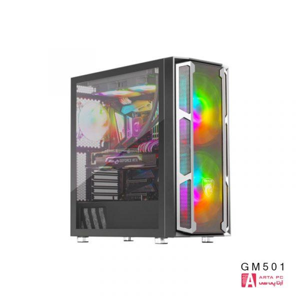 سیستم گیمینگ میان رده مدل GM501
