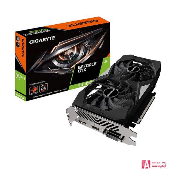 کارت گرافیک گیگابایت مدل GTX1650Super