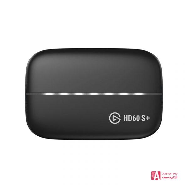 کارت کپچر الگاتو مدل HD60 S Plus