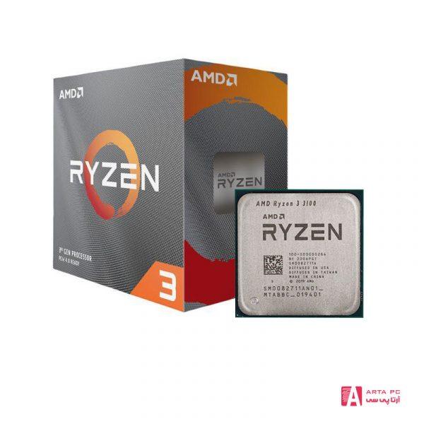 پردازنده مرکزی AMD Ryzen 3100