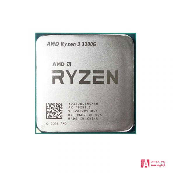 پردازنده مرکزی AMD Ryzen 3200G