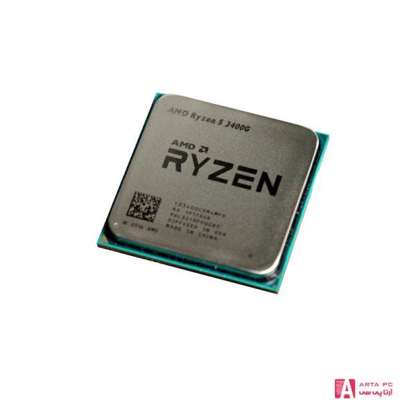 پردازنده مرکزی AMD Ryzen 3400G