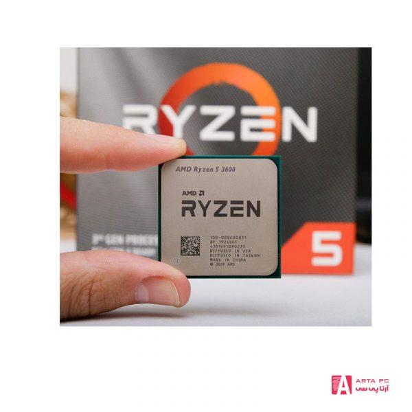 پردازنده مرکزی AMD Ryzen 3600