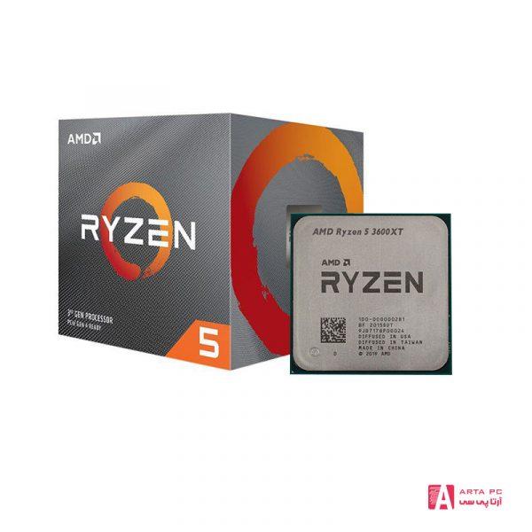 پردازنده مرکزی AMD Ryzen 3600XT