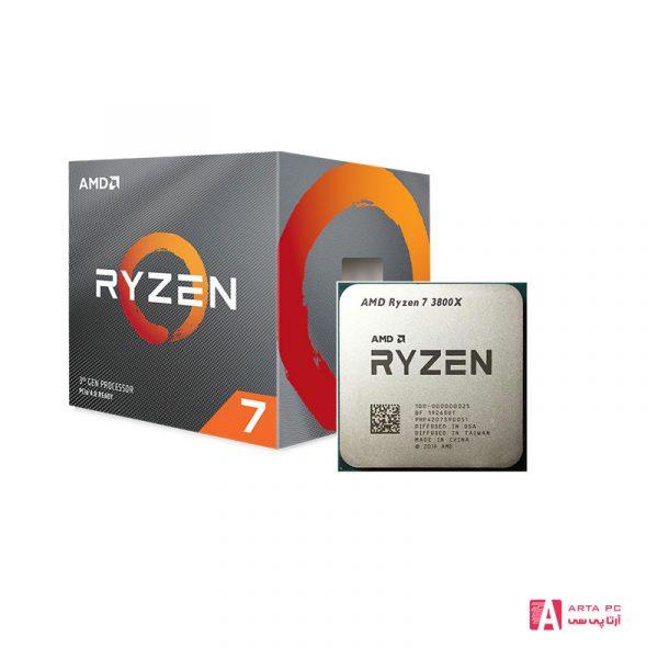 پردازنده مرکزی AMD Ryzen 3800x