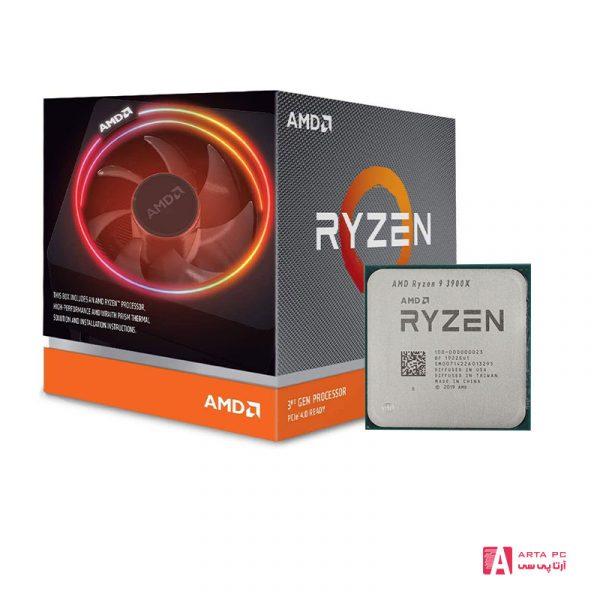 پردازنده Ryzen 3900X