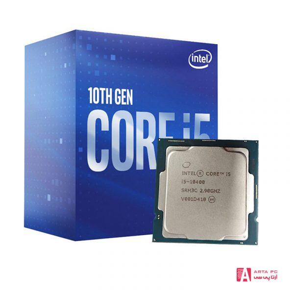 پردازنده مرکزی اینتل مدل Core i5-10400