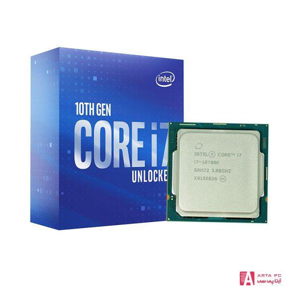 پردازنده مرکزی اینتل مدل Core i7-10700K
