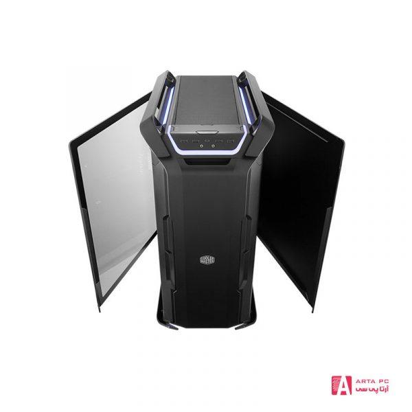 کیس کامپیوتر کولر مستر مدل C700P Black Edition