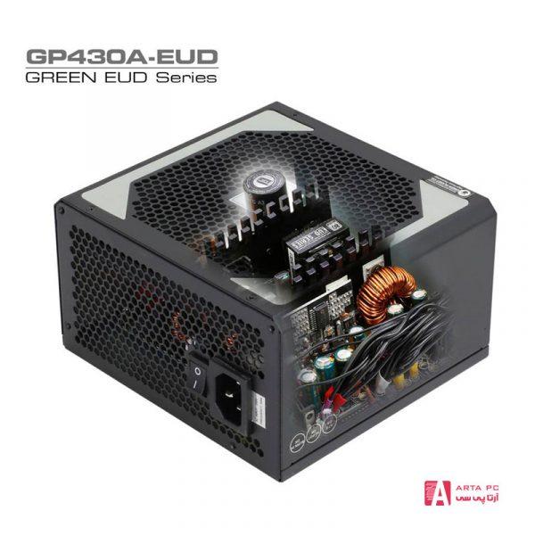 منبع تغذیه کامپیوتر مدل GP430A-EUD