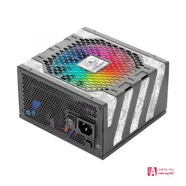 منبع تغذیه کامپیوتر گرین مدل GP600B-HP