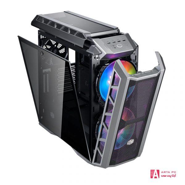 کیس کامپیوتر کولر مستر مدل H500P Mesh