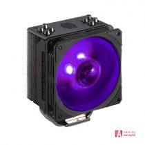 خنک کننده پردازنده کولر مستر مدل HYPER 212 RGB BLACK EDITION
