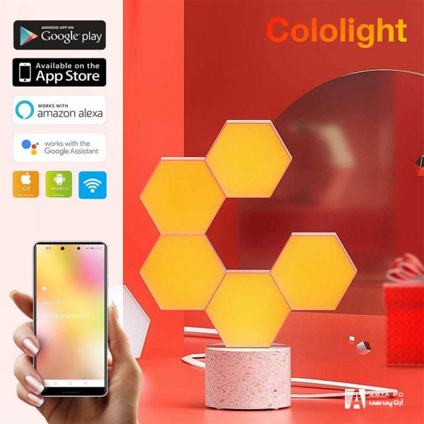 پنل کلولايت مدل Cololight Single Light LS161