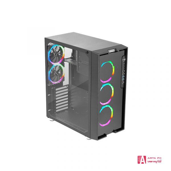 کیس کامپیوتر گرین مدل Z6 ARTEMIS