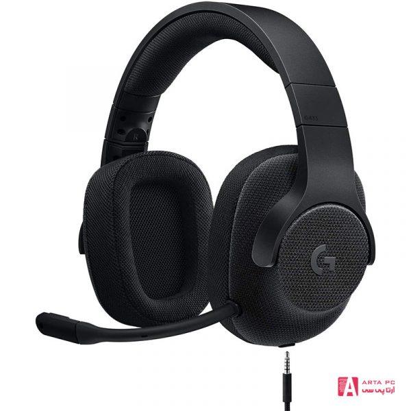 هدست گیمینگ لاجیتک مدل G433