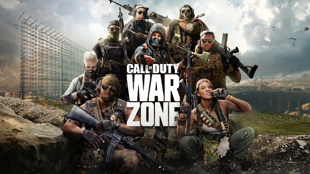 Call of Duty Warzone Poster