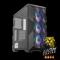 کامپیوتر گیمینگ LION مدل X334