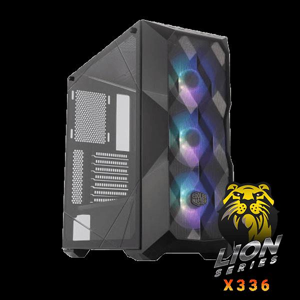 کامپیوتر گیمینگ LION مدل X336